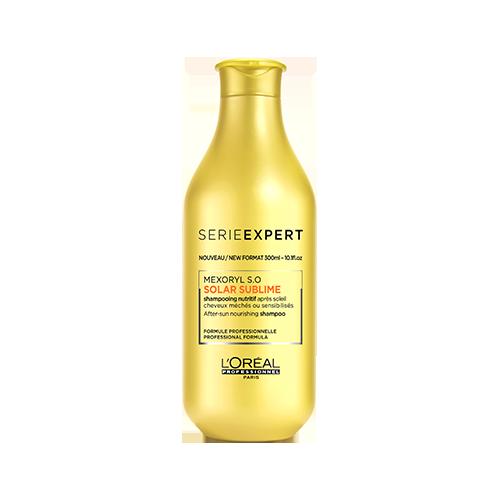 Shampooing nutritif après-soleil Solar Sublime - 300 ml