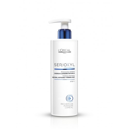 Shampooing Serioxyl 1 (cheveux naturels) - 250 ml
